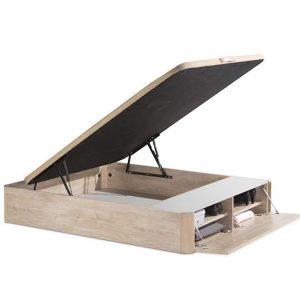 canape de madera kindeer abierto