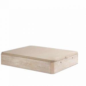 canape de madera kindeer cerrado